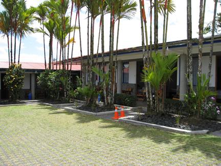Habitaciones del Hotel San Bosco, La Fortuna, San Carlos, Alajuela, Costa Rica