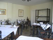 Restaurante del Hotel Luisiana en Santa Ana, Costa Rica