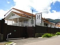 Hotel Luisiana en Santa Ana, Costa Rica