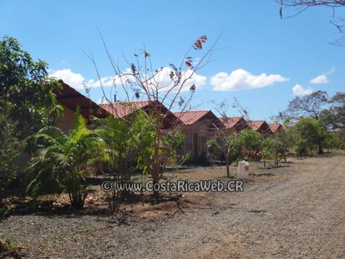 Habitaciones del Hotel El Oasis de Papagayo en Guanacaste, Costa Rica
