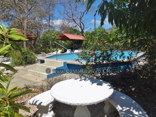 Piscina del Hotel El Oasis de Papagayo en Guanacaste, Costa Rica