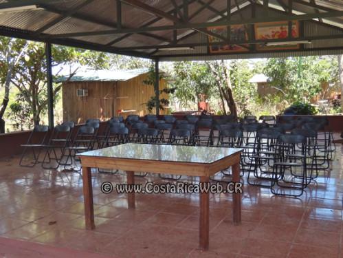 Sala de conferencias del Hotel El Oasis de Papagayo en Guanacaste, Costa Rica