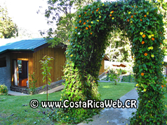 Savegre Hotel Costa Rica in San Gerardo de Dota