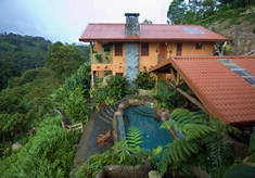 The Peace Lodge Hotel Costa Rica in Varablanca