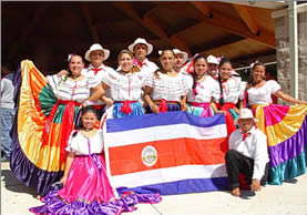 Traditional Costa Rican Clothing For Women