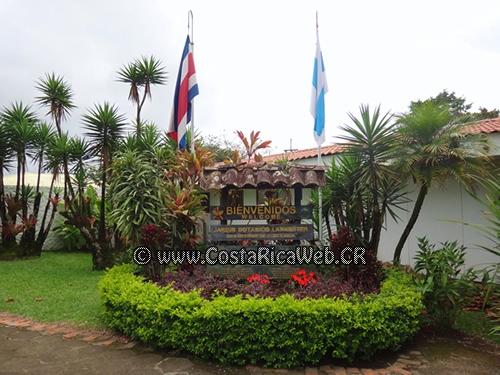 Lankester botanical gardens park costa rica for Jardines costa rica