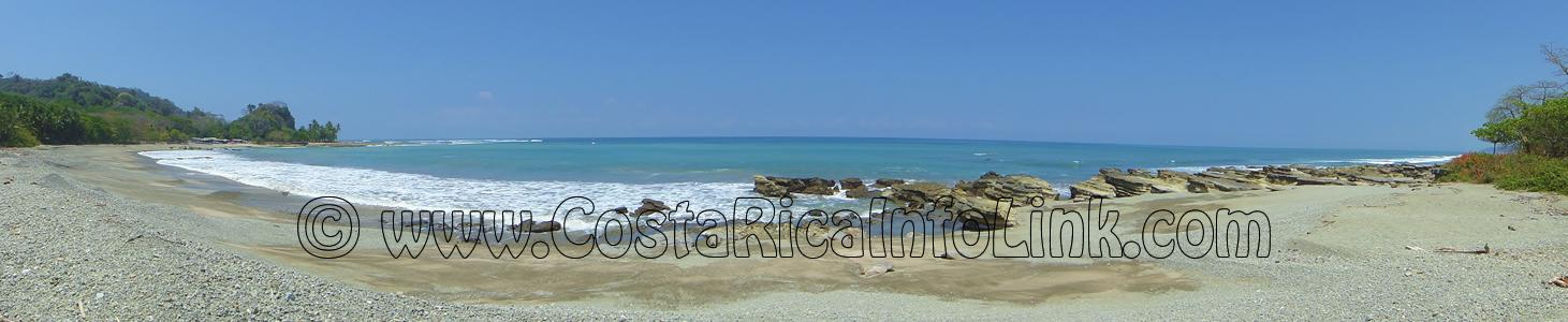 Malpais Beach Costa Rica in Puntarenas