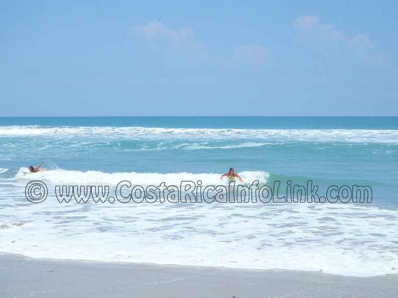 Santa Teresa Beach Costa Rica Tourist Information