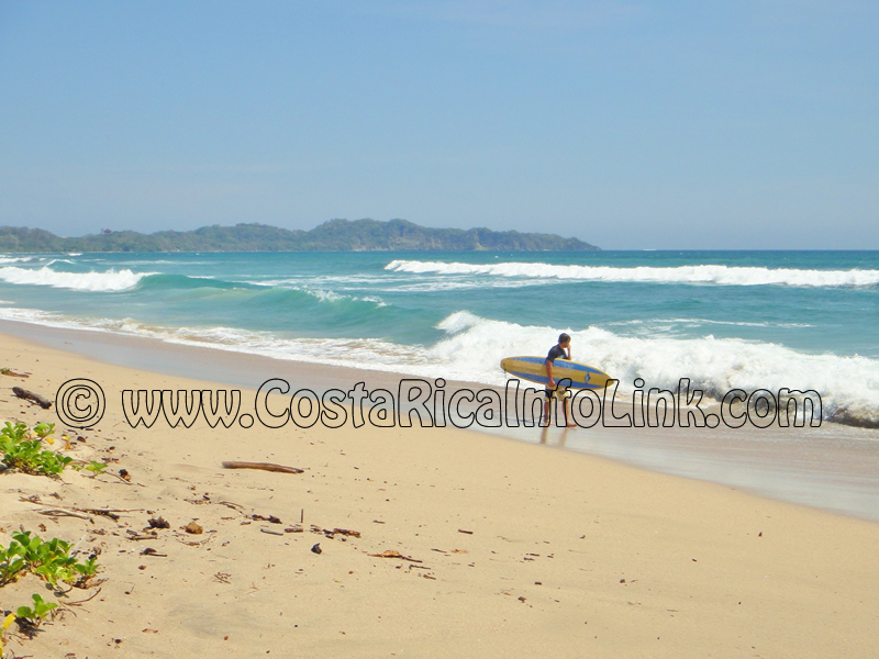 Guiones Beach Costa Rica