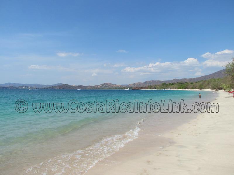 Conchal Beach Costa Rica in Guanacaste