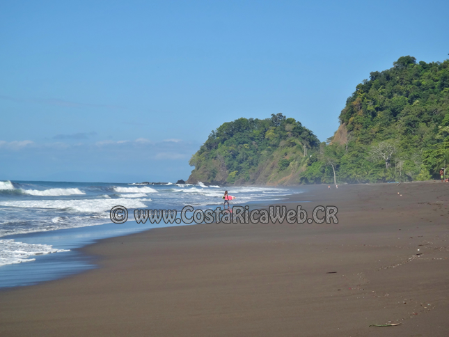 Hermosa Beach In Puntarenas Costa Rica Crinfolink Com