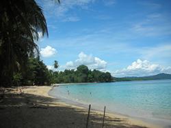 Playa Punta Uva, Puerto Viejo de Limón, Costa Rica