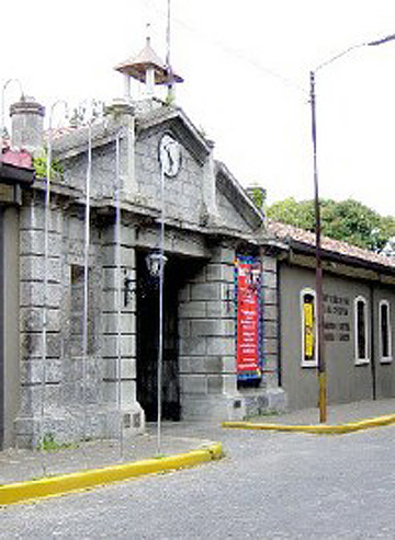 Teatro Abya Yala de Costa Rica