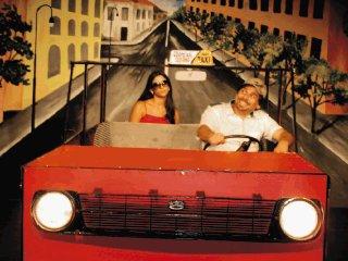 Obra: Taxiando por un Sueño, del Teatro La Esquina en San José, Costa Rica