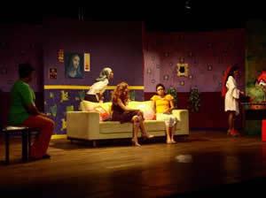 Obra en el Teatro Moliere, Costa Rica