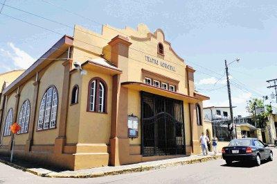 Teatro Municipal de Alajuela, Costa Rica