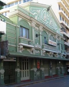 Teatro y Cine Variedades en San José, Costa Rica