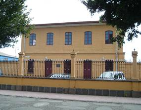 Fachada del Liceo de Costa Rica