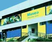 Fachada del Museo Histórico Tecnológico del Grupo ICE en Costa Rica