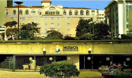Museo del Oro Precolombino de Costa Rica