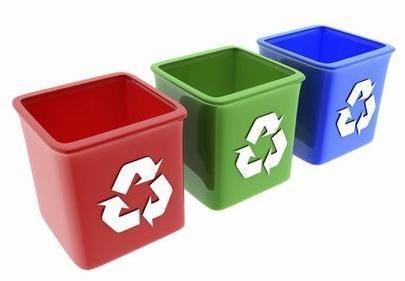 Basureros de Reciclaje