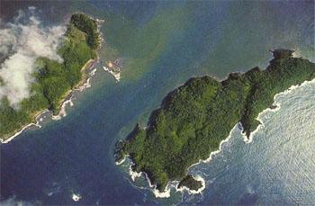 Reserva Biológica Isla Los Negritos, Costa Rica