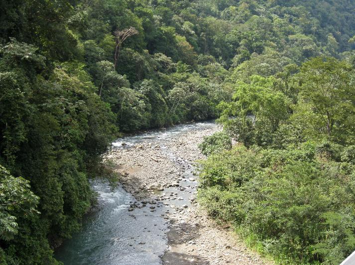Refugio de Vida Silvestre Peñas Blancas Costa Rica