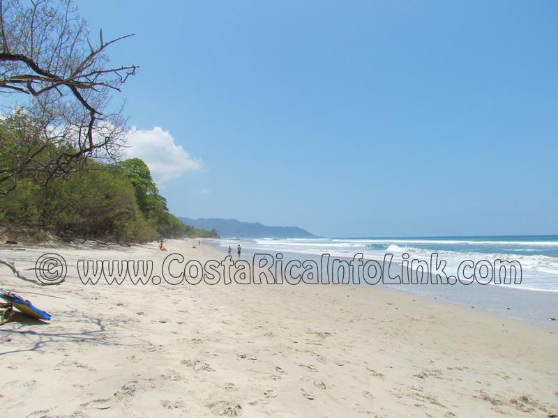 Información Turística de Playa Santa Teresa Costa Rica