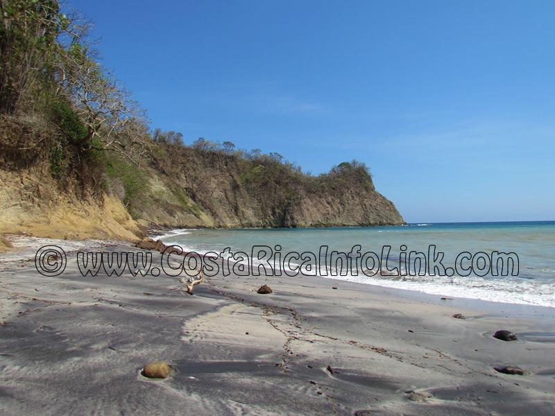 Playa Barco Quebrado Costa Rica