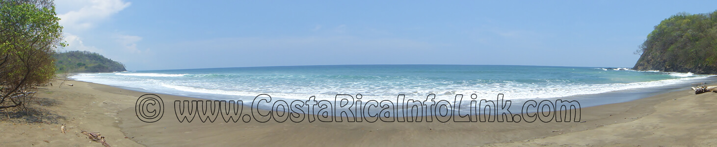 Playa Corozalito Guanacaste, Costa Rica