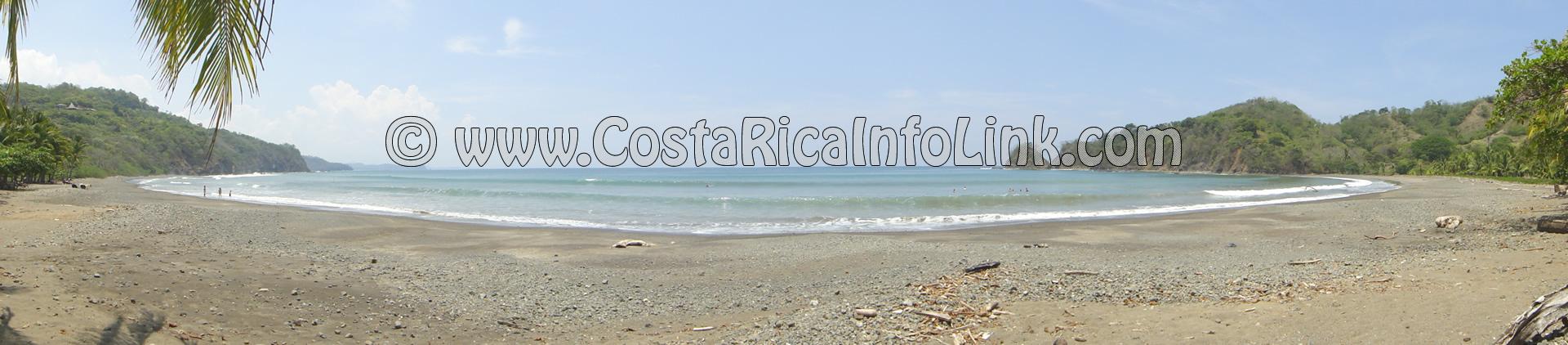 Playa Islita Costa Rica Panoramica