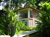Habitaciones del Hotel Le Caméléon Costa Rica en Cocles