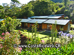 Hotel Savegre Costa Rica en San Gerardo de Dota
