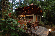 Hotel Congo Bongo Costa Rica en Manzanillo, Limón
