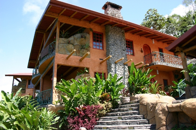 Hotel The Peace Lodge Costa Rica en Varablanca