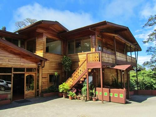 Hotel Trapp Family Lodge Costa Rica en Monteverde