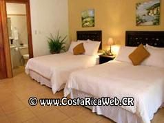 Habitación del Hotel Leyenda Costa Rica en Playa Carrillo, Guanacaste