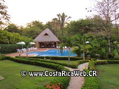 Piscina del Hotel Leyenda Costa Rica en Playa Carrillo, Guanacaste