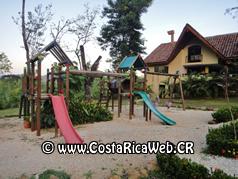 Playground del Hotel Leyenda Costa Rica en Playa Carrillo, Guanacaste