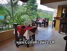 Restaurante del Hotel Leyenda Costa Rica en Playa Carrillo, Guanacaste