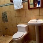 Bathroom - La Isla Inn Hotel, Cocles Beach, Limon, Costa Rica