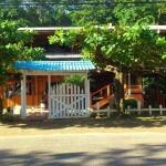 Front - La Isla Inn Hotel, Cocles Beach, Limon, Costa Rica