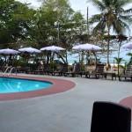 Pool - La Isla Inn Hotel, Cocles Beach, Limon, Costa Rica