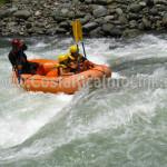 White Water Rafting - Rafiki Safari Lodge Hotel Costa Rica