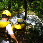 Waterfall Trail - Rafiki Safari Lodge Hotel Costa Rica