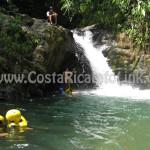 Waterfall - Rafiki Safari Lodge Hotel Costa Rica