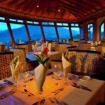 The Springs Resort and Spa Hotel Restaurant in Arenal, Costa Rica