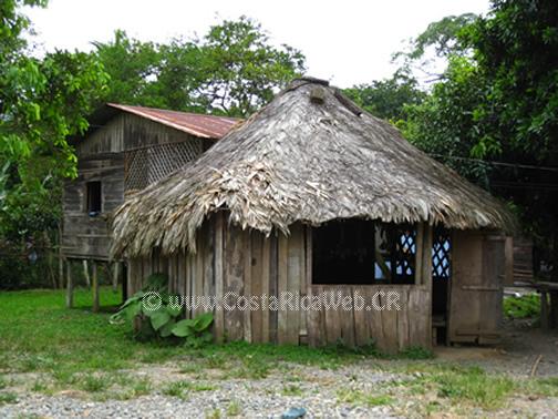 Bribr 237 Indian Hut Talamanca Costa Rica Costa Rica Photos