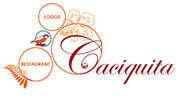 Caciquita Hotel, Chalet, Restaurant and Bar with scenic view Logo