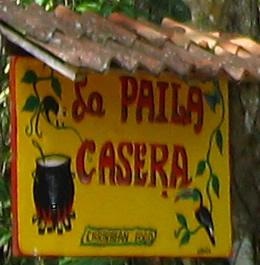 Restaurante La Paila Casera, Punta Uva, Puerto Viejo de Talamanca, Limón, Costa Rica